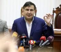 Пограничники пустят Саакашвили в Украину