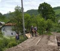 Паводок на Закарпатье: восстановили сообщения через разрушенный мост
