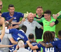 """""""Челси"""" выиграл Лигу Европы УЕФА"""