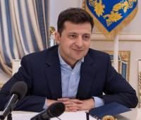 Зеленский даст большую пресс-конференцию на 100 дней президентства