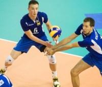 Мужская сборная Украины по волейболу второй раз проиграла в Золотой Евролиге