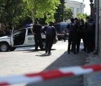 Во время столкновений возле Одесского медуниверситета пострадали 28 человек