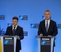 Смена военного руководства в Украине не повлияют на сотрудничество с НАТО – Столтенберг