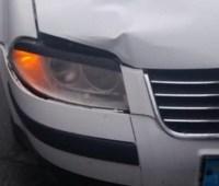 В Конотопе машина начальника полиции сбила ребенка, он в тяжелом состоянии
