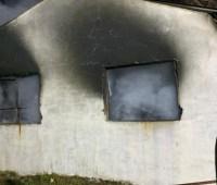 Пожар на военном складе в Гайсине: следствие назвало три возможные причины