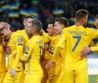 Сборная Украины по футболу обыграла команду Эстонии в контрольном матче