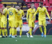 Украина сыграла вничью с Сербией в отборе на футбольное Евро-2020