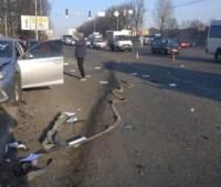 В МВД рассказали подробности аварии, в которой пострадал Кулеба