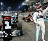 Формула-1: Хэмилтон победил на Гран-при Абу-Даби