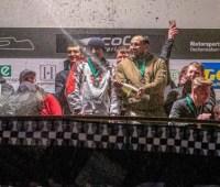 Украинцы победили на международных гонках электромобилей в Германии