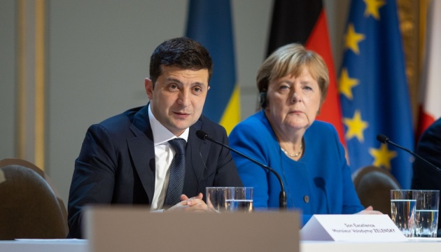 Zełenski proponuje utworzenie oddzielnej podgrupy w TKG do negocjacji w sprawie granicy