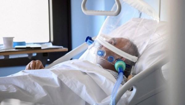 В Запорожье COVID-больницы заполнены на 80%