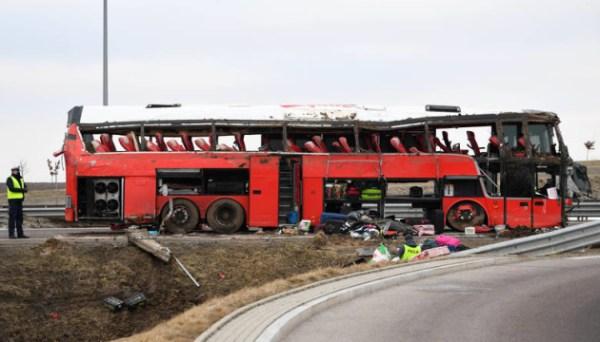 ДТП с украинским автобусом в Польше. Уроки на будущее