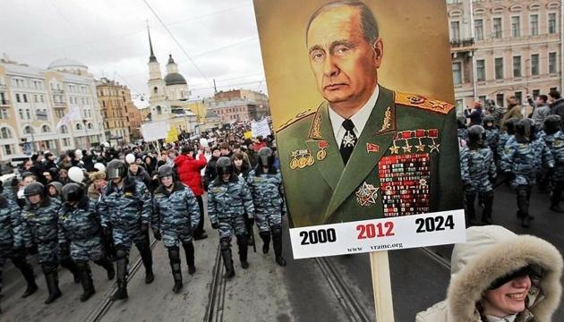 69-річчя Путіна і 69-річчя Брежнєва - зв'язок часів і застоїв