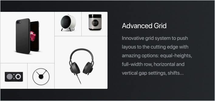 Advanced Grid