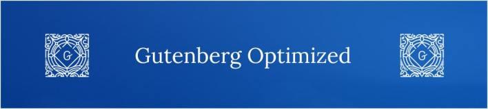 Gutenberg Optimized