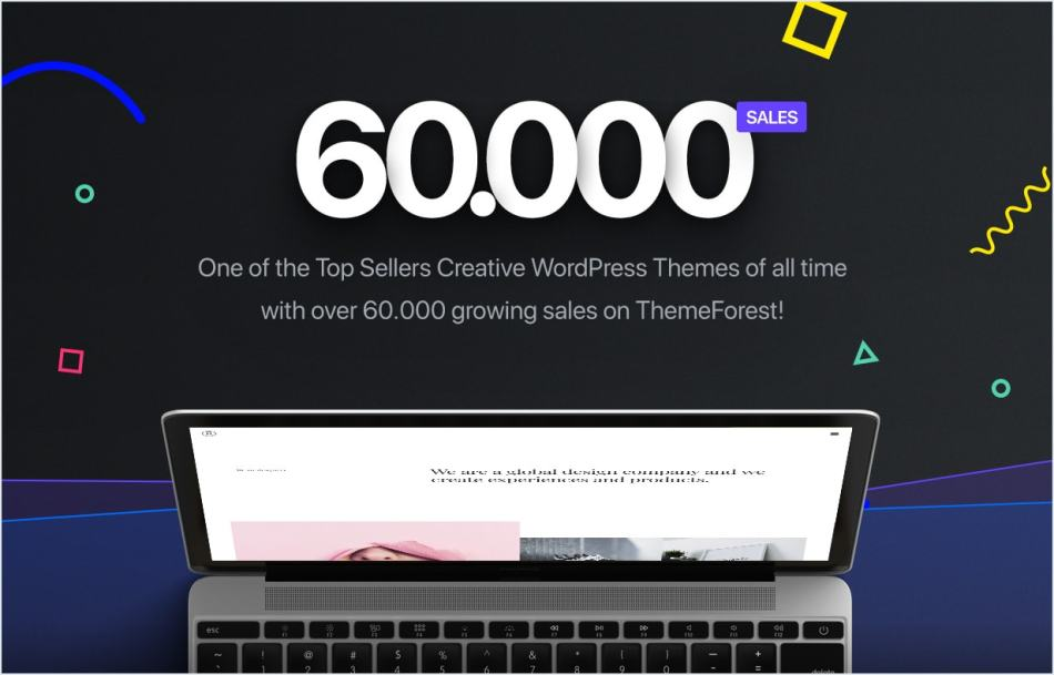 ThemeForest Top Seller
