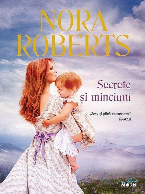 cele mai frumoase cărți de dragoste. secrete și minciuni este o carte de dragoste scrisă de nora roberts