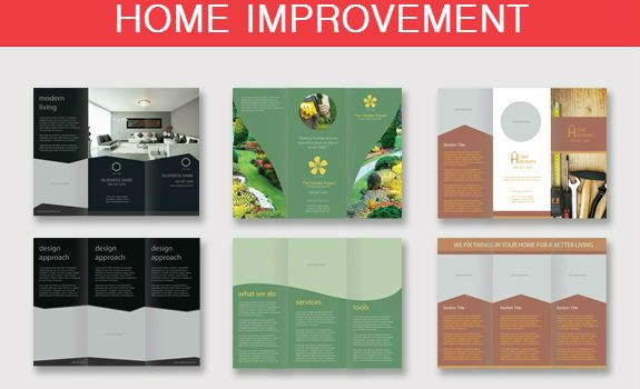 Home Services Brochures