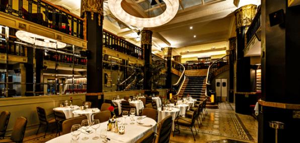 Downtown New York Restaurants