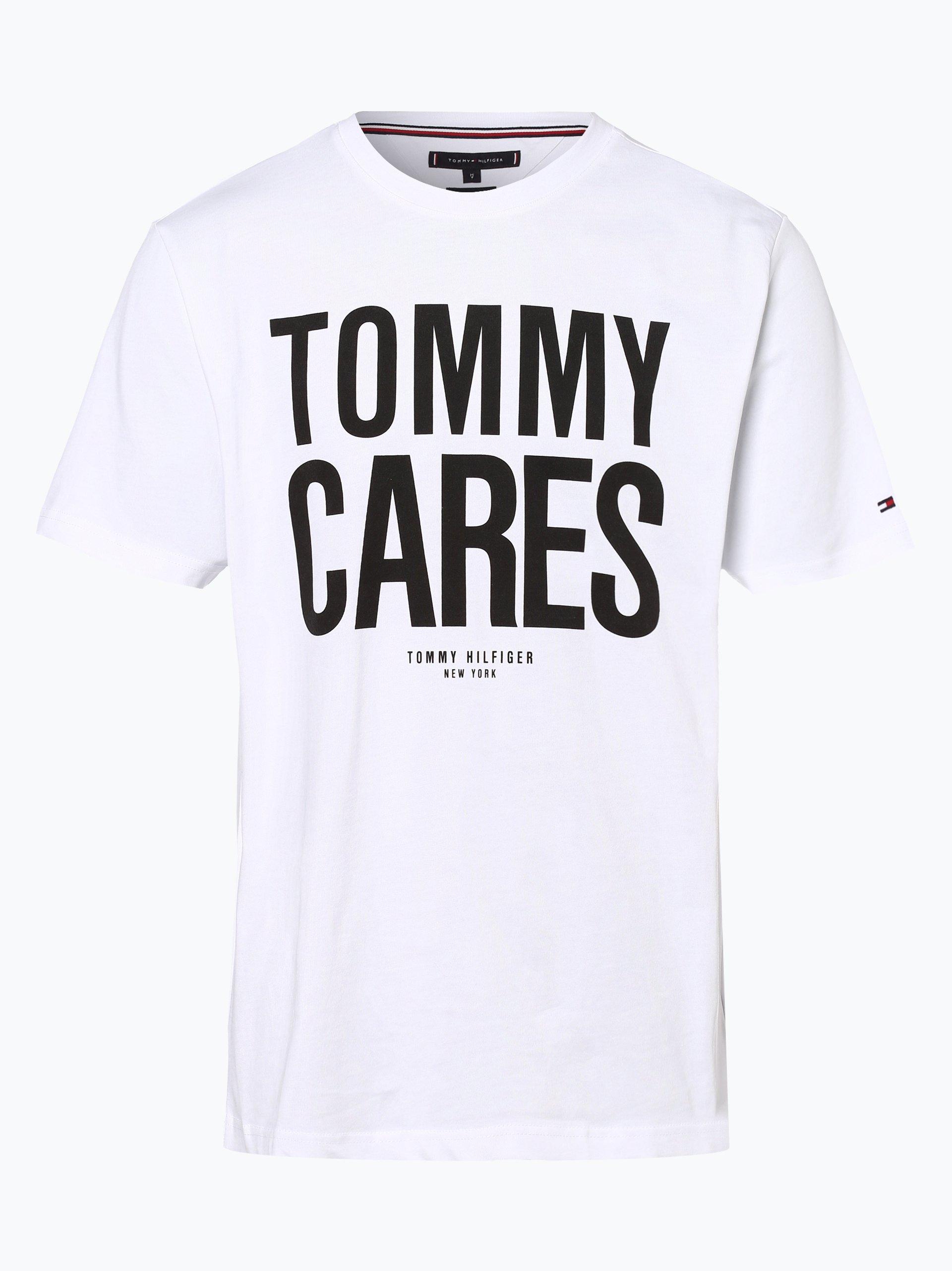 Tommy Hilfiger Herren T Shirt Online Kaufen