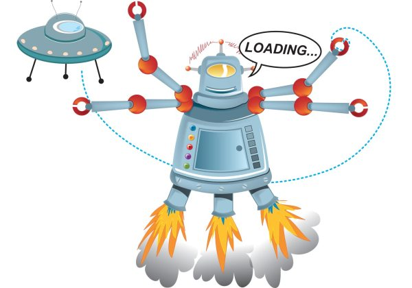 Robot Download Free Vector Art Stock Graphics Images