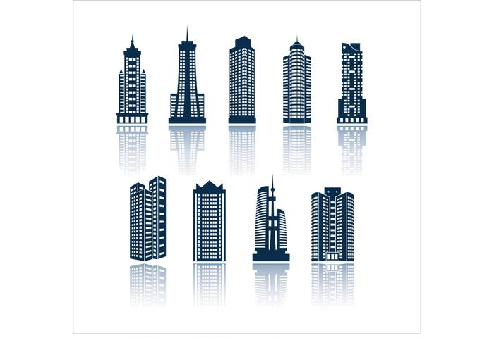 Building Shapes Download Free Vector Art Stock Graphics