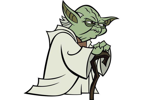 Free Yoda Vector