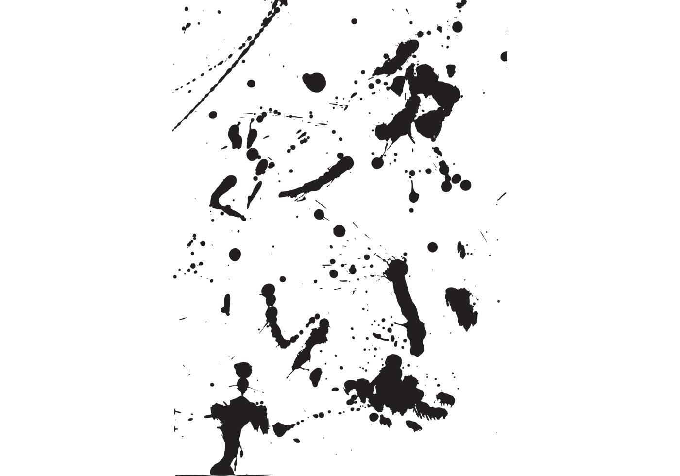 Free Paint Splatters Amp Spills Vectors