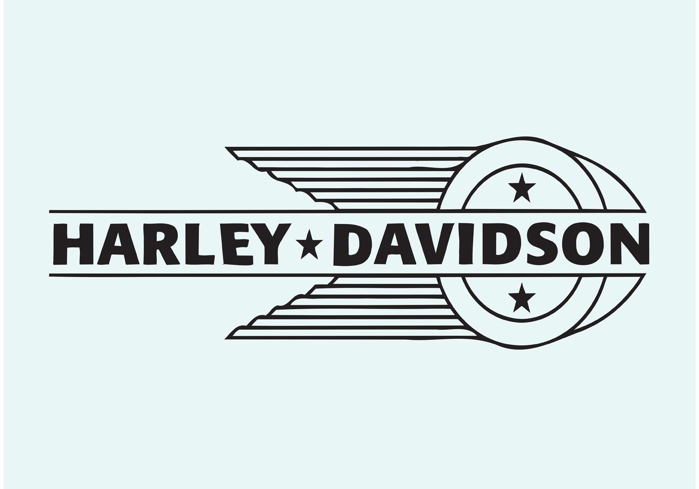 Harley Davidson Vector Logo