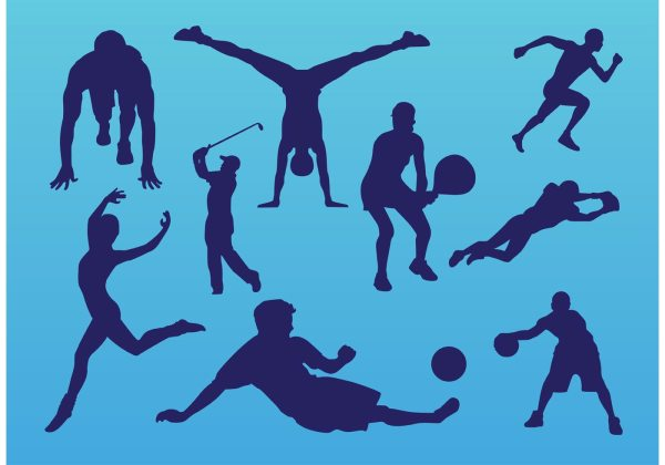 Sport People Download Free Vector Art Stock Graphics