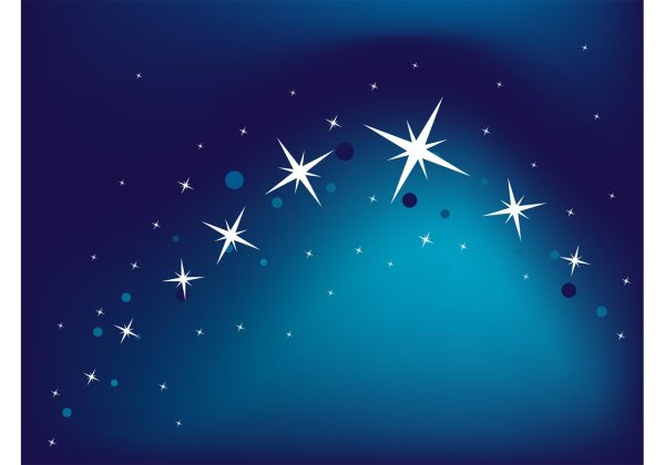 Blue Star Background - Download Free Vector Art, Stock ...