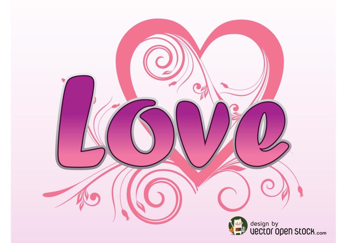 Download Love Vector Graphics - Download Free Vector Art, Stock ...