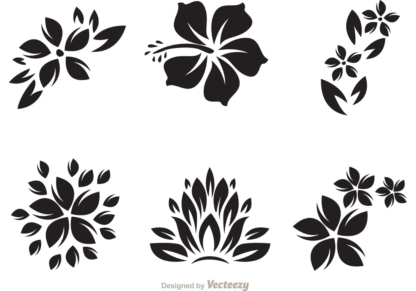 Hawaii Tribal Vectors