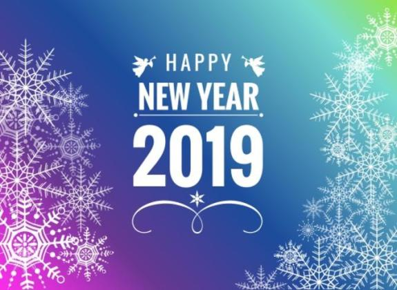 Happy New Year Background   Download Free Vector Art  Stock Graphics     Happy New Year Background