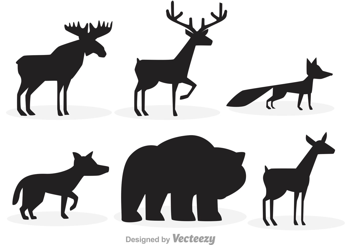 Wolf Clipart Illustration Free Stock Photo
