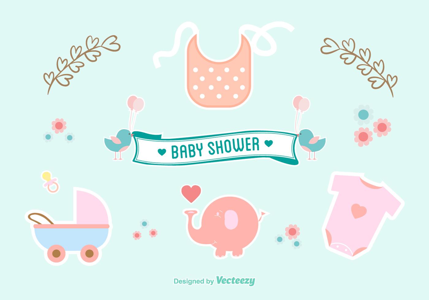 Cute Baby Shower Invitations Boy