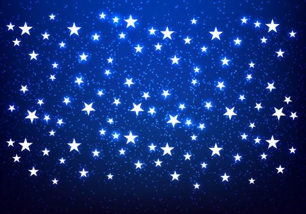Blue Stars Background Free Vector Art - (3,733 Free Downloads)