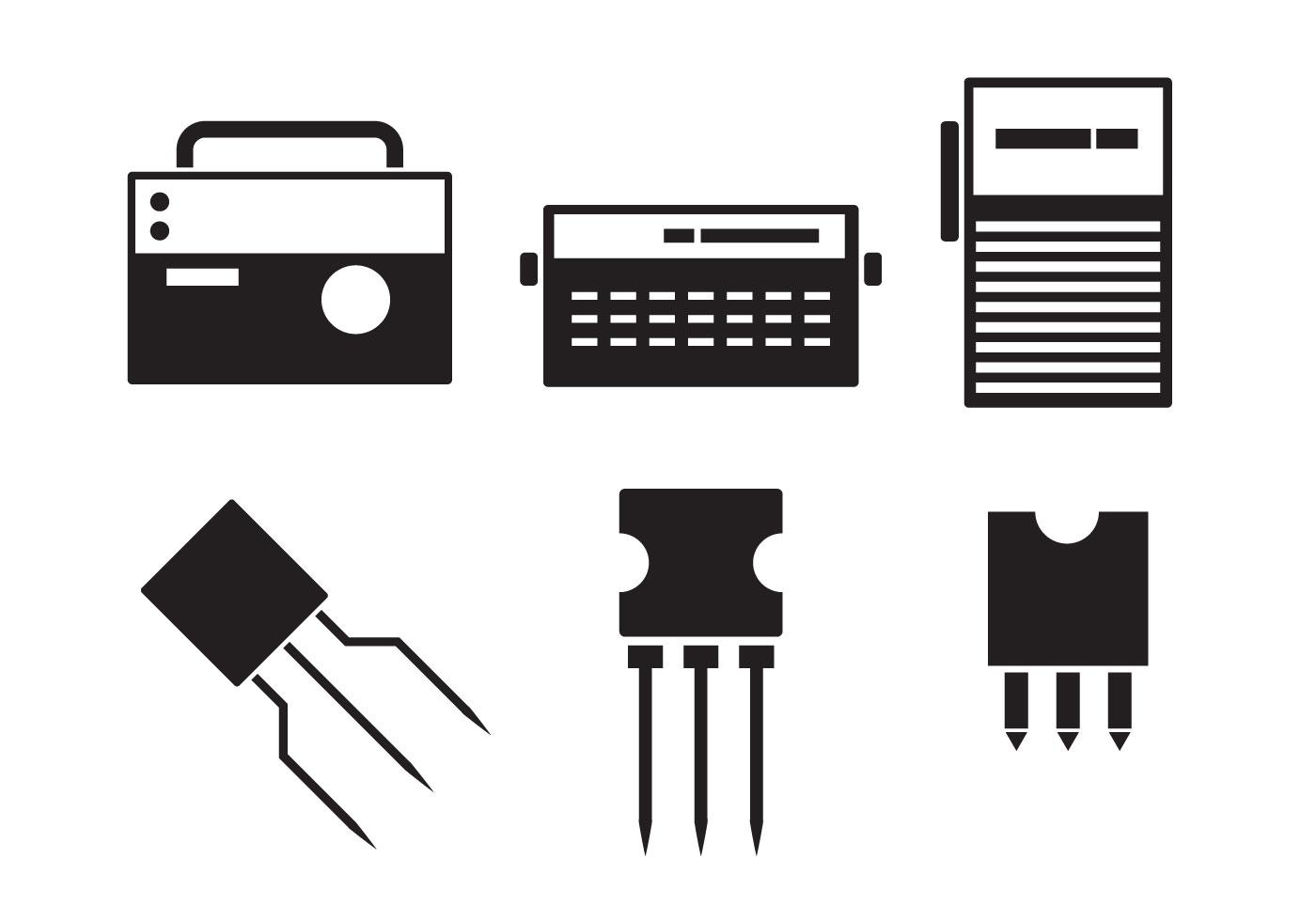 Icons Of Electronics