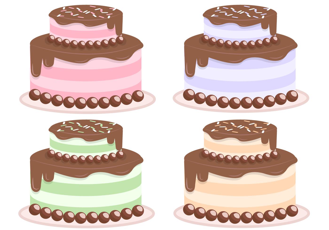 Cake Vector Download Free Vector Art Stock Graphics