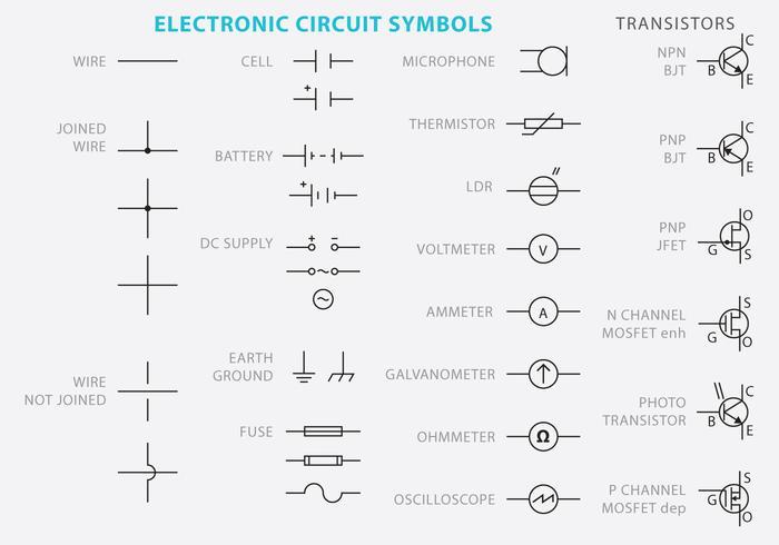 Dc Symbols For Electric Transformer