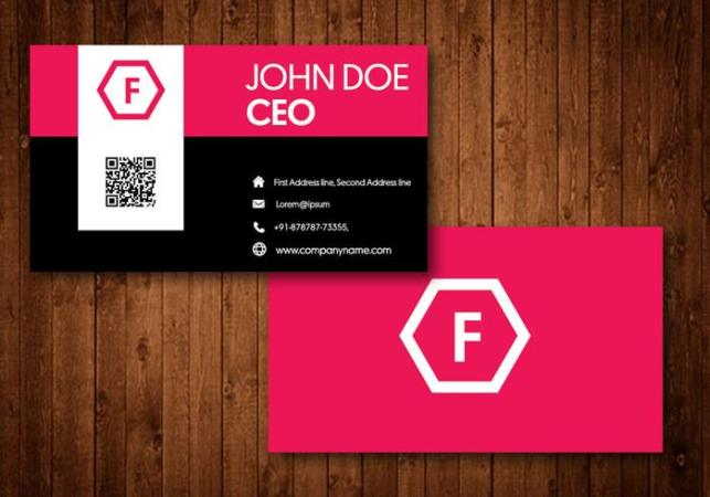 Modern Creative Business Card   Download Free Vector Art  Stock     Modern Creative Business Card