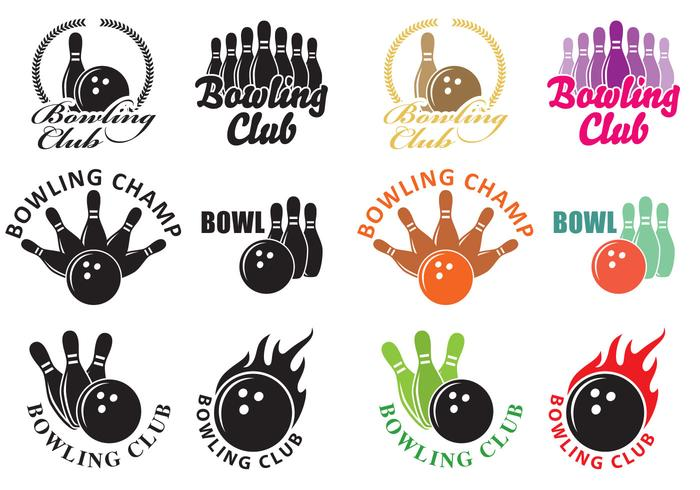 Logos Bowling Shirts