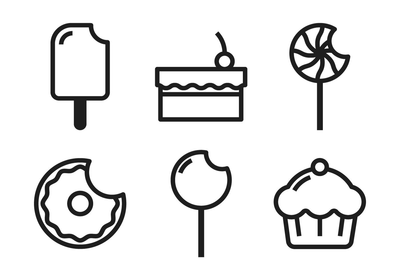 Cupcake Free Vector Art