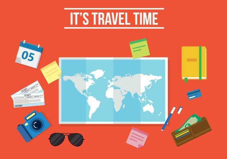 Hasil gambar untuk travel time vector