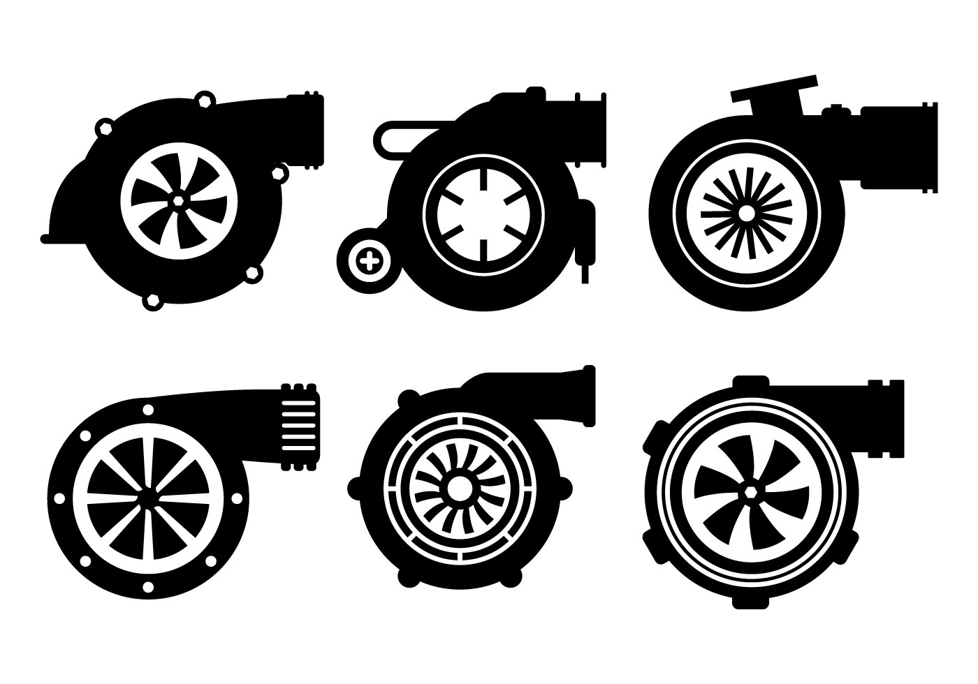 Turbo Charger Vector Download Free Vectors Clipart