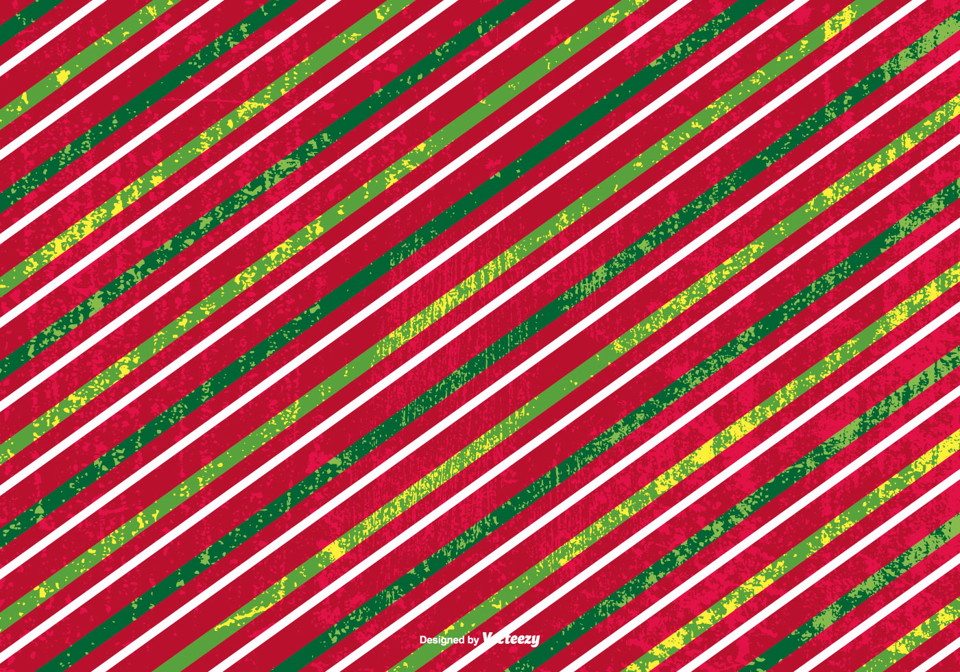 Grunge Striped Christmas Background Download Free Vector