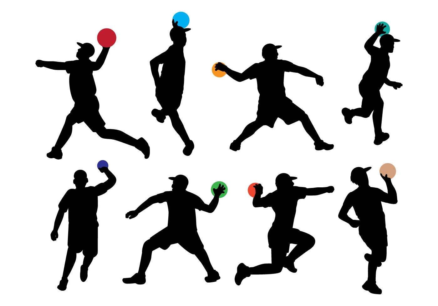 Free Dodge Ball Icons
