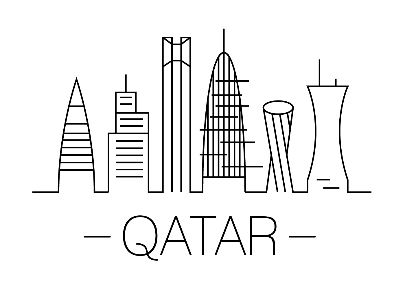 Qatar Coloring Pages Coloring Pages