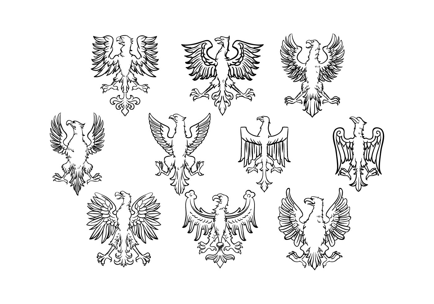 Polish Free Vector Art